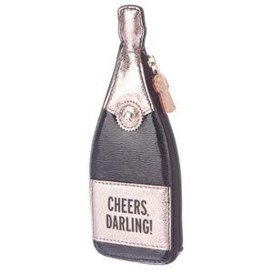 Kate Spade Chestnut Street champagne coin purse